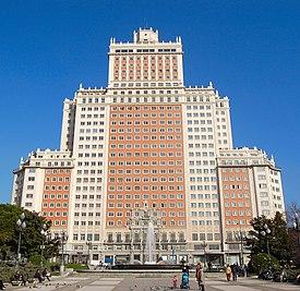 Edificio España Wikipedia La Enciclopedia Libre