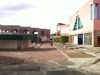 Plaza Viva Tijuana - An empty Plaza Viva Tijuana in December 2010