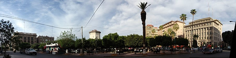 Historical centre of Torreon