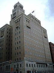 The Plummer Building.
