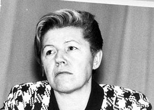 Yelena Mizulina - Mizulina in 1997.