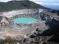 Cratère du Poás.