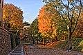 Podzim na Vyšehradě - panoramio.jpg