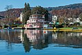 Poertschach Johannes-Brahms-Promenade 10 Hausboot 02112015 2103.jpg