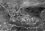 Pogled na Novo mesto iz zraka 1940.jpg