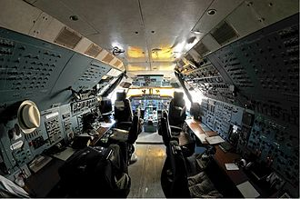 Cockpit - Cockpit of an Antonov An-124