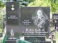 Poltava Central Cementary European Str. 154 Grave of O.F.Vaska (DSCF4522).jpg