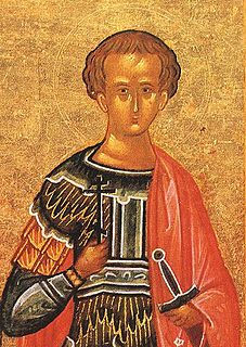 Polyeuctus Armenian saint