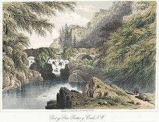 Pont-y-Pair, Bettws y Coed, N.W