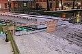 Pont tournant de la rue Dieu sous la neige 01.jpg