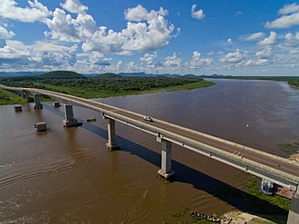Mato Grosso do Sul - Paraguay River in Mato Grosso do Sul