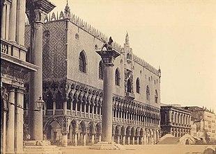 Ufficio Per Carta Venezia : Storia del palazzo ducale di venezia wikipedia