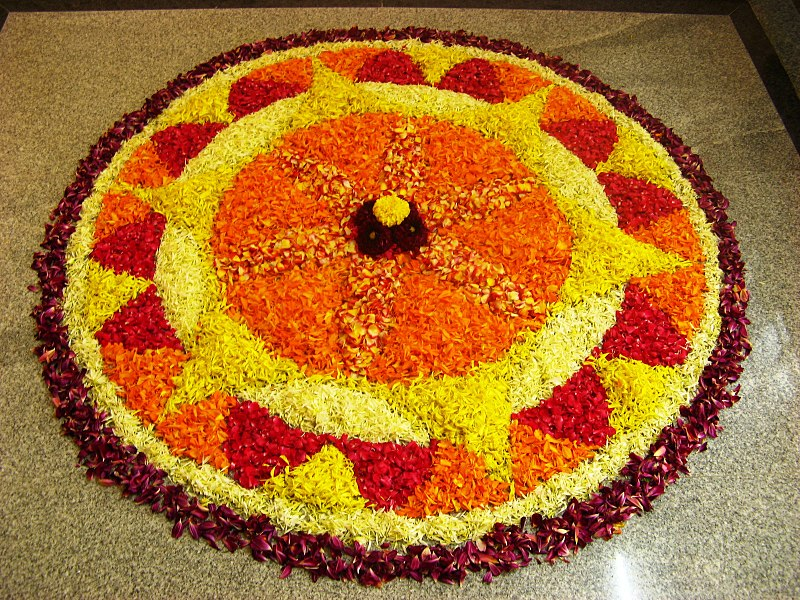Onam Pookalam Onam Greetings Onam Wishes, Onam Wallpaper