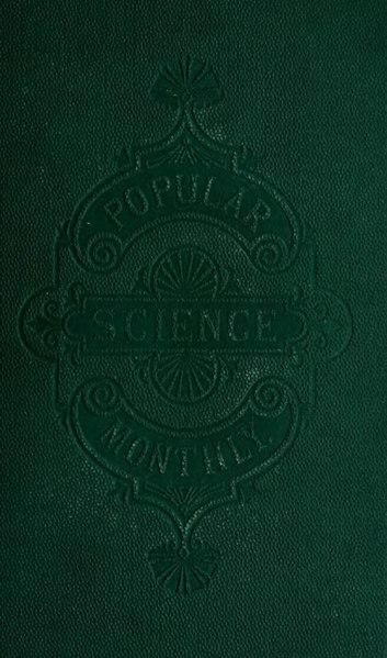 File:Popular Science Monthly Volume 2.djvu