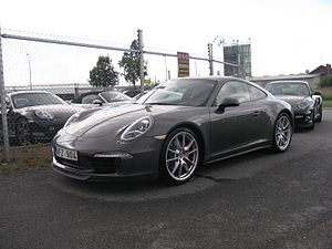 Porsche 991   Porsche 991 Carrera