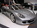 Porsche Carrera GT (Salon Auto Bucuresti 2005).jpg