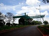 Portal na entrada de Pradópolis - panoramio.jpg