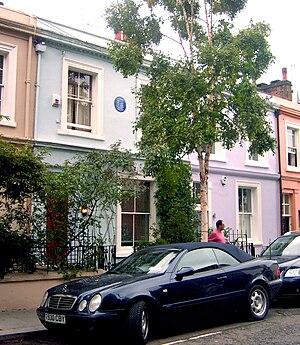 London - Portobello Road, George Orwell House