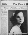 Portrait of Betty Bloomer from a Grand Rapids Herald Newspaper Clipping - NARA - 187042.tif
