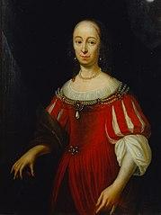 Portrait of Maria de Witt (1620-1681)