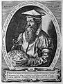 Portrait of Mercator, holding compass on globe Wellcome L0006465.jpg