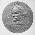 Portrait of Nathaniel Hawthorne, Executed for the Grolier Club, New York, 1892 MET 30725.jpg