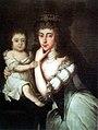 Portrait of Valburga Csáky and Károly Andrássy 1794-95.jpg