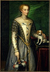 Bernardino Campi: Portrait of a Woman