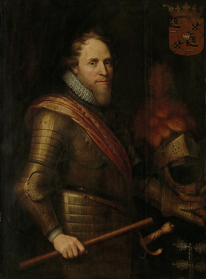 Portrait of Maurits (1567-1625), Prince of Orange