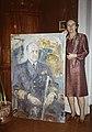 Portrett av kunstneren Agnes Hiorth (1899-1984) - Portrait of the painter Agnes Hiorth (1899-1984) (18876815132).jpg