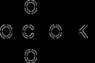 Potassium perchlorate - Image: Potassium perchlorate