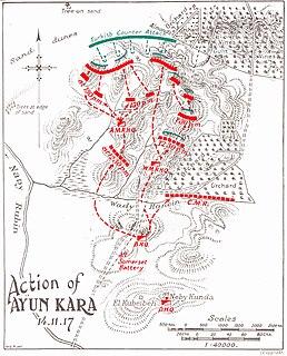 Battle of Ayun Kara