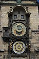 Prague 16.07.2017 Prague astronomical clock (36676728421).jpg