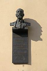 Ernest Denis bust