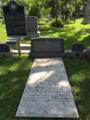 President Anson Jones' grave site.png