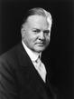 President Hoover portrait.