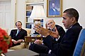 President Obama meets with Fiscal Commission co-chairs Erskine Bowles and Alan Simpson.jpg