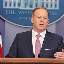 Press secretary Sean Spicer.jpg