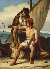 Le tatouage du matelot