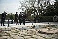 Prime Minister of Italy Matteo Renzi visits Arlington National Cemetery (30397853966).jpg