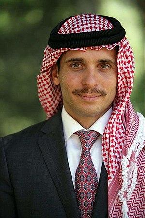 Prince Hamzah bin Hussein - Image: Prince Hamzah Bin Husein