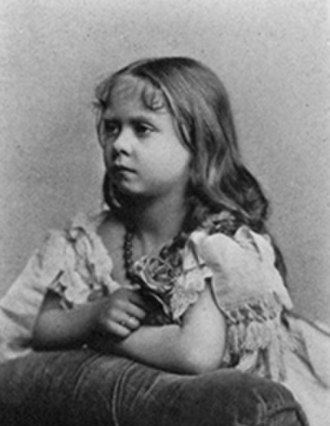 Princess Margaret of Prussia - Princess Margaret in childhood