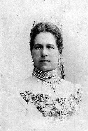 Princess Isabella of Croÿ