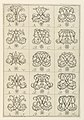 Print, Engraving- Monograms of two letters, ca. 1765 (CH 18311247).jpg