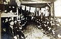Prisoner's of War, Sleeping Room, Zossen, Germany, February 18, 1915 (29845742676).jpg