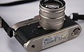 Private Collection - Leica M6 Titanium with 50mm f1.4 Summilux and Elliot Erwitt Signature (5122111846).jpg