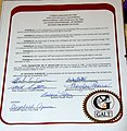 Proclamation from the City of Citrus Heights (6278514592).jpg