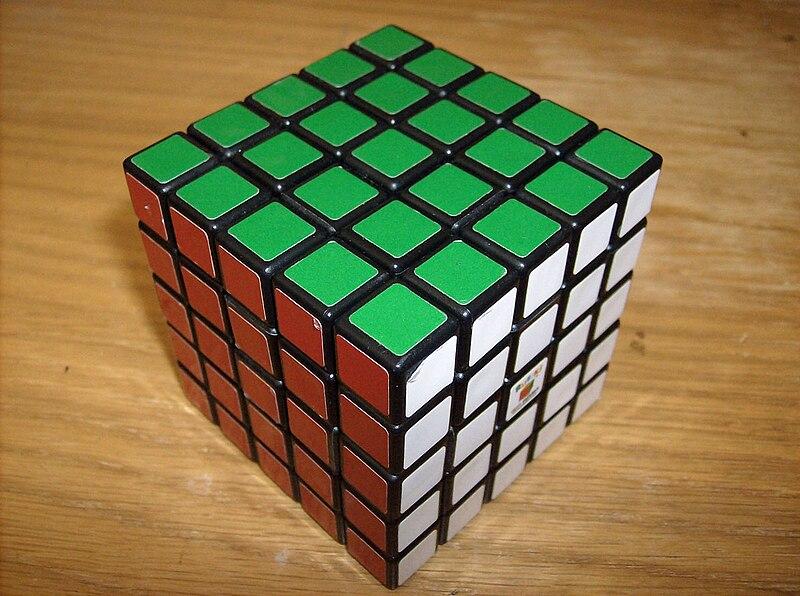 Игру Кубик Рубик 3D
