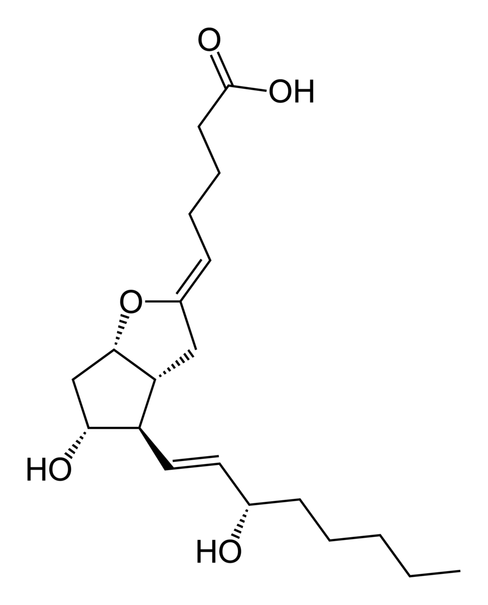 Prostacyclin-2D-skeletal