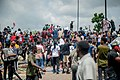 Protesters at the endSARS protest in Lagos, Nigeria 100.jpg